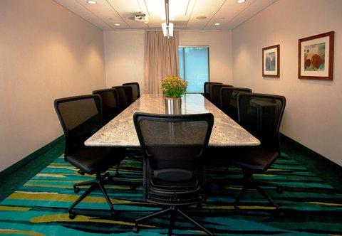 SpringHill Suites Athens - Boardroom