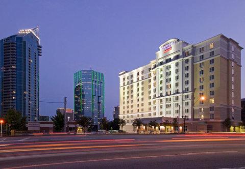 SpringHill Suites Atlanta Buckhead - Exterior