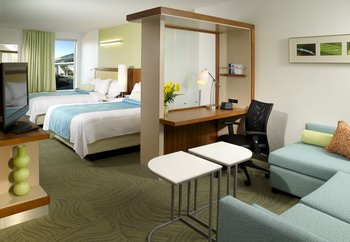 SpringHill Suites Atlanta Arpt Gateway - Room