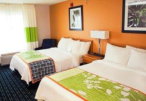 Room - Fairfield Inn & Suites by Marriott Manchester
