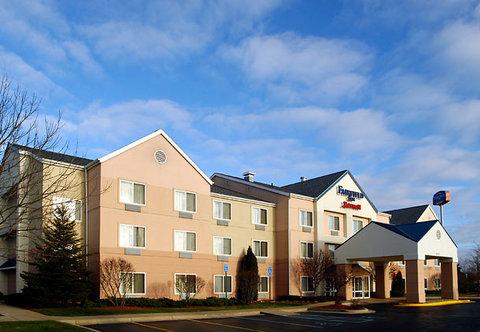 Fairfield Inn Kalamazoo West - Exterior