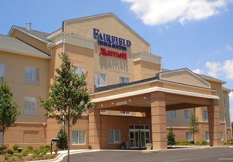 Fairfield Inn & Suites Birmingham Fultondale/I-65 - Exterior