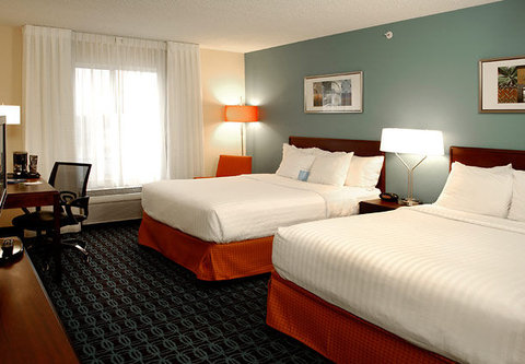 Fairfield Inn Kalamazoo West - Queen Queen Guest Room