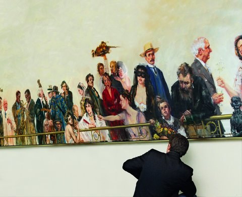 غراند إيليسي هامبورغ - Art at Grand Elys e Hamburg