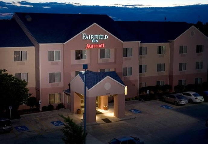 Fairfield Inn-Boise