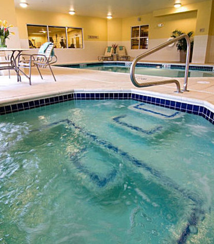 TownePlace Suites Boise Downtown - Indoor Pool   Spa