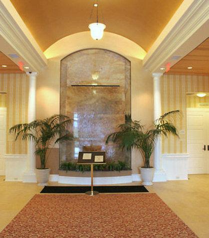 SpringHill Suites by Marriott Boston Devens Common Center - Granite Fountain