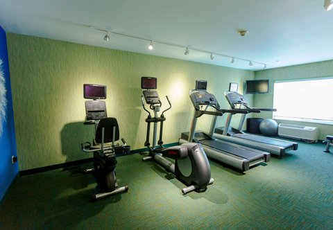 SpringHill Suites by Marriott Boston Devens Common Center - Fitness Center