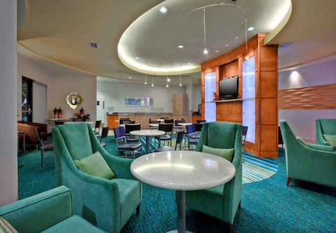 SpringHill Suites Baton Rouge North/Airport - Lobby Seating Area
