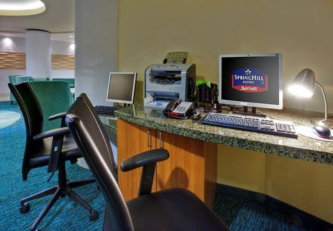SpringHill Suites Baton Rouge North/Airport - Business Center