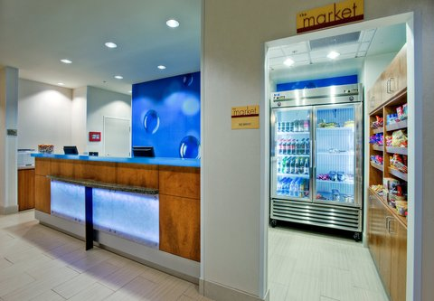 SpringHill Suites Baton Rouge North/Airport - The Market