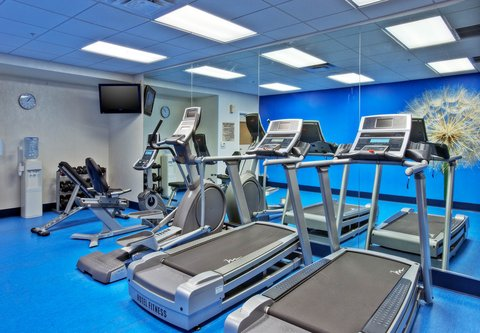 SpringHill Suites Baton Rouge North/Airport - Fitness Center