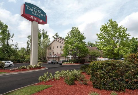 Towneplace Suites By Marriott Baton Rouge Hotel - Exterior