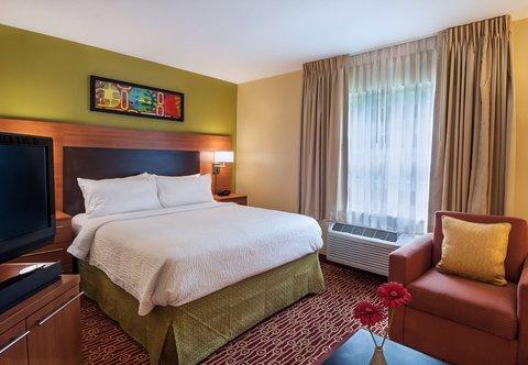 Towneplace Suites By Marriott Baton Rouge Hotel - Studio Suite