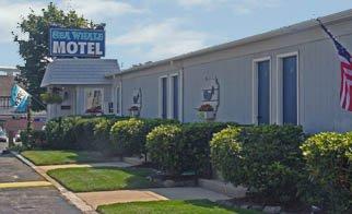 Sea Whale Motel - Middletown, RI