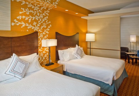 Fairfield Inn & Suites White Marsh - Queen Queen Guest Room