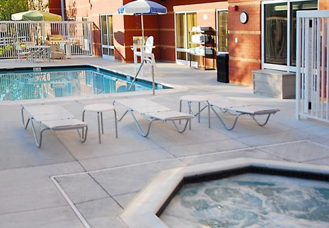 Fairfield Inn & Suites White Marsh - Outdoor Pool