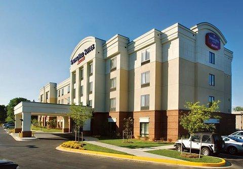 SpringHill Suites Annapolis - Exterior