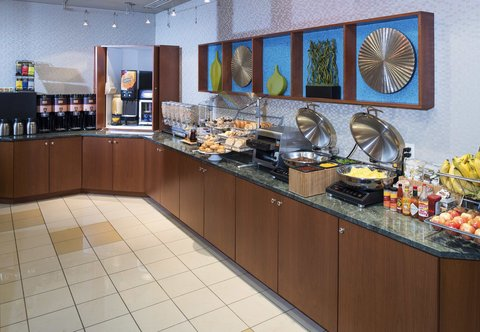 SpringHill Suites Annapolis - Breakfast Buffet