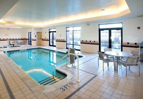 SpringHill Suites Annapolis - Indoor Pool   Whirlpool