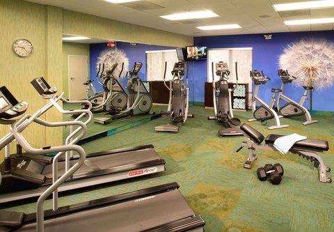 SpringHill Suites Annapolis - Fitness Center