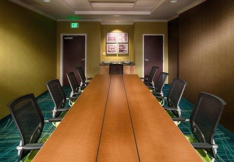 SpringHill Suites Annapolis - Boardroom