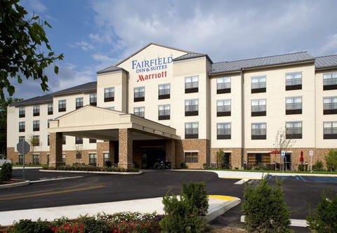 Fairfield Inn & Suites Cumberland - Exterior