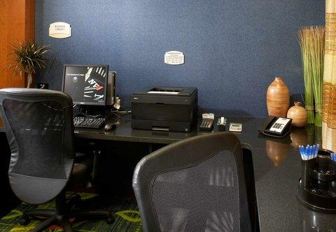 Fairfield Inn & Suites Cumberland - Business Center