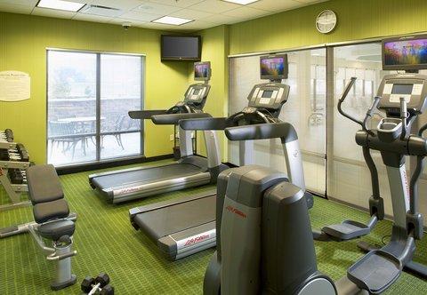 Fairfield Inn & Suites Cumberland - Fitness Center