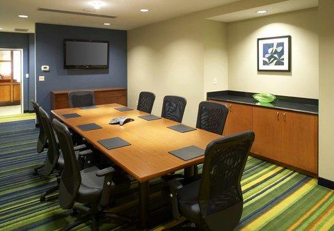 Fairfield Inn & Suites Cumberland - Executive Boardroom