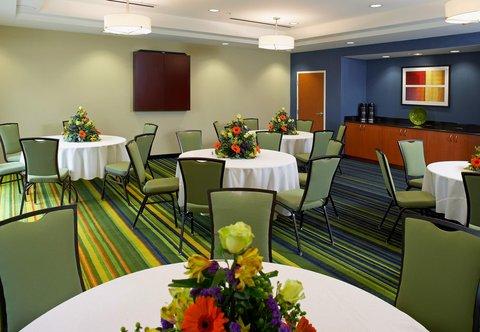Fairfield Inn & Suites Cumberland - Banquet Room