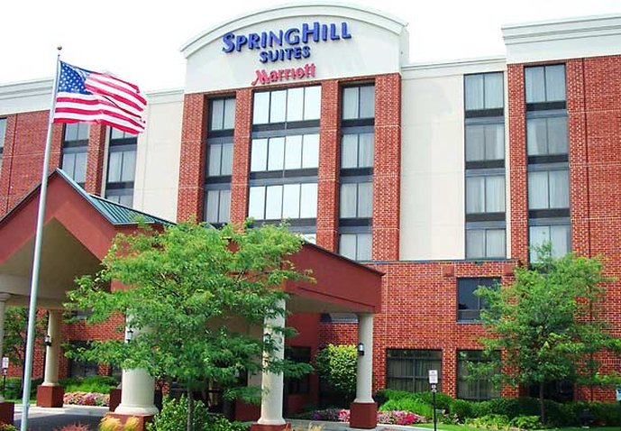 SPRINGHILL STES WARRE MARRIOTT