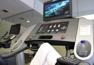 Fitness/ Exercise Room - Fairfield Inn by Marriott Arrowood Charlotte