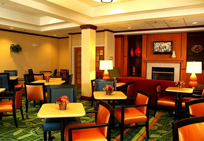 Fairfield Inn & Suites Columbus / OSU Gastronomia