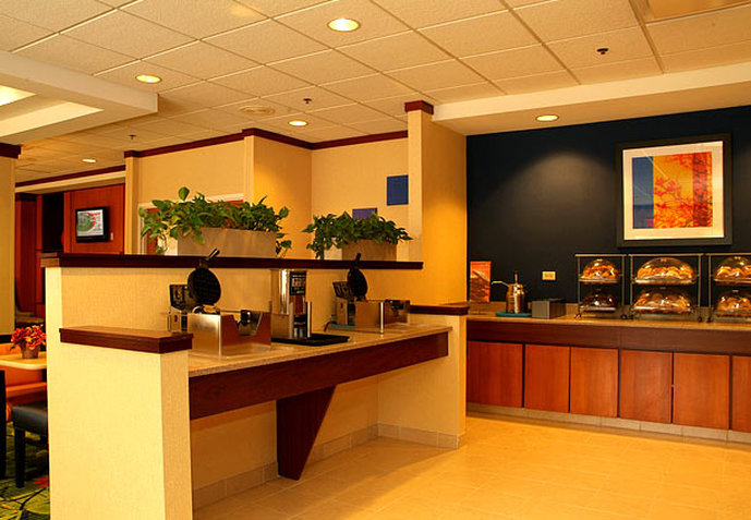 Fairfield Inn & Suites Columbus / OSU Outros