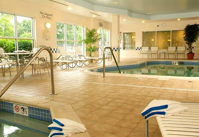 Fairfield Inn & Suites Columbus / OSU Clube de fitness