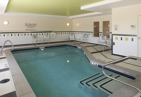 Fairfield Inn & Suites Colorado Springs North/Air Force Academy - Indoor Pool