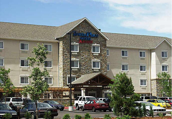 TownePlace Suites Colorado Springs South 外観