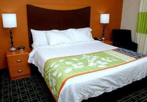 Fairfield Inn & Suites by Marriott Columbia - King Guest Room