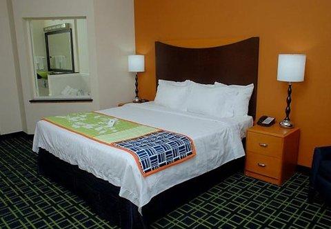 Fairfield Inn & Suites by Marriott Columbia - Spa King Suite
