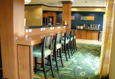 Fairfield Inn & Suites by Marriott Columbia - Internet Bar
