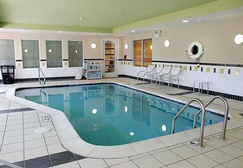 Fairfield Inn & Suites by Marriott Columbia - Indoor Pool