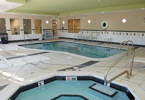 Fairfield Inn & Suites by Marriott Columbia - Indoor Spa