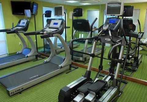 Fairfield Inn & Suites by Marriott Columbia - Fitness Center