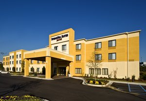 Exterior view - SpringHill Suites by Marriott Columbus