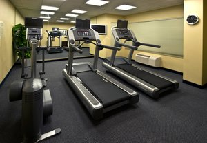 Fitness/ Exercise Room - SpringHill Suites by Marriott Columbus