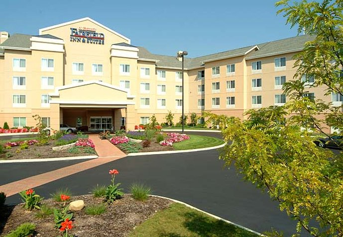 Fairfield Inn & Suites Columbus / OSU Vista exterior
