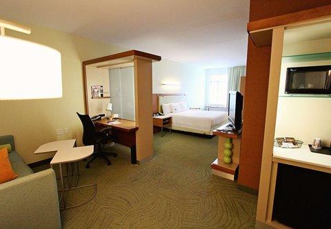 SpringHill Suites Cincinnati Midtown - King Suite