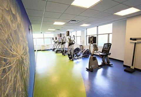 SpringHill Suites Cincinnati Midtown - Fitness Center