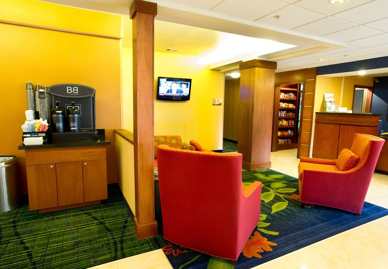 Fairfield Inn by Marriott Irving DFW Airport Előcsarnok
